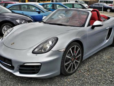 used Porsche Boxster S PDK