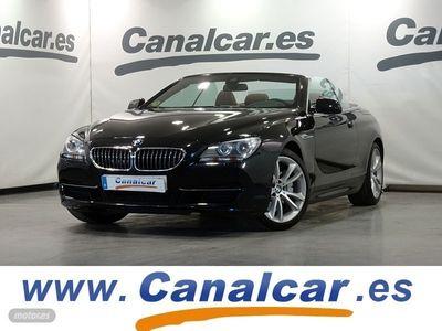usado BMW 640 Cabriolet dA