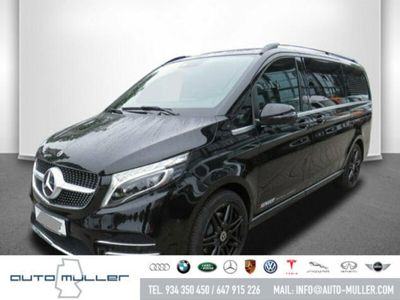 usado Mercedes 300 Vd Largo Exclusive AMG 4MATIC