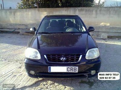 usado Hyundai Accent 1.5 CRDi GL