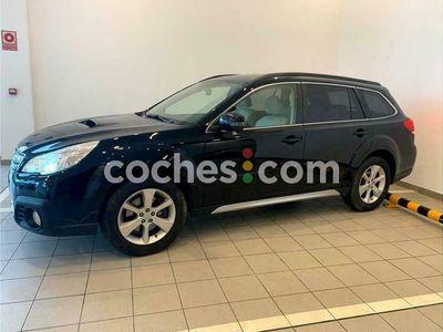 usado Subaru Outback 2.0td Executive 150 cv en Navarra