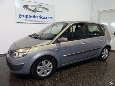 usado Renault Scénic Confort Expression 1.9dci 5p. -04