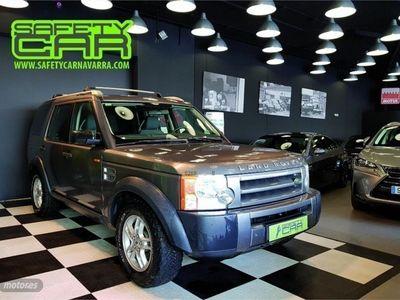 usado Land Rover Discovery 2.7TDV6 S
