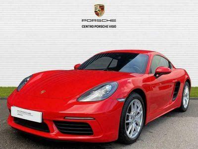 usado Porsche Cayman no aplica