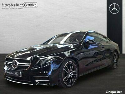 usado Mercedes E53 AMG AMGAMG 4Matic Coupe 4Matic+ (EURO 6d-TEMP)