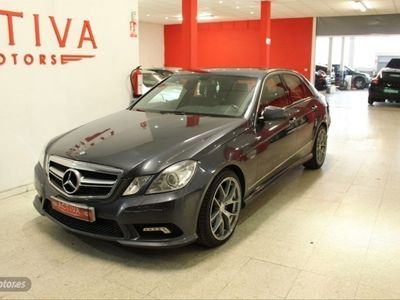usado Mercedes E350 Clase ECDI 4MATIC Blue Effic. Avantgarde