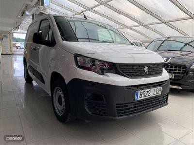 usado Peugeot Partner Pro Standard 600kg BlueHDi 73kW