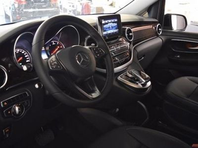 usado Mercedes V220 Clased Avantgarde Extralargo
