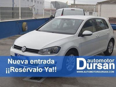 usado VW Golf Sportsvan 1.6TDI Business Edition DSG7 85kW