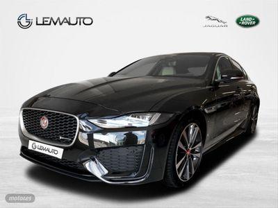 usado Jaguar XE 2.0D I4 132kW 180CV RWD AT RDynamic S