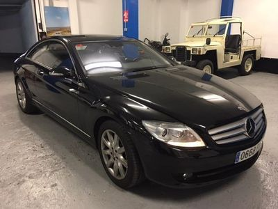 second-hand Mercedes CL500 Aut./ACEPTO VEHICULO