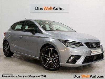 usado Seat Ibiza 1.6 TDI 85kW 115CV FR