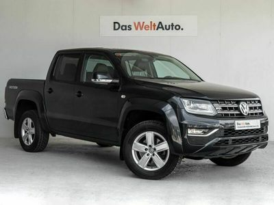 usado VW Amarok Highline CD 3.0 TDI 4MO BMT 165kW Auto