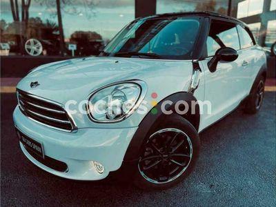 usado Mini Cooper D Paceman 112 cv en Alicante