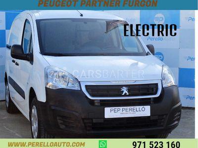 usado Peugeot Partner CONFORT L1 ELECTRICO 50KW