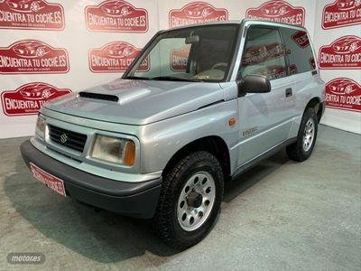 usado Suzuki Vitara 1.9TD MTOP LUJO