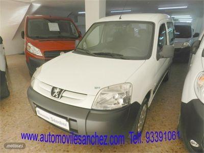 brugt Peugeot Partner Origin Combi 1.6 HDi 75cv