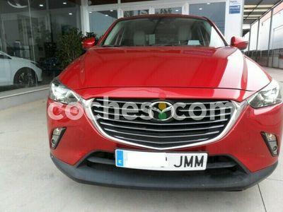 usado Mazda CX-3 Cx-31.5d Luxury P.white+p.travel Awd Aut. 105 cv en Valencia