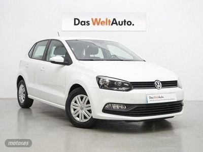 brugt VW Polo 1.4 TDI BMT A-Polo 55kW