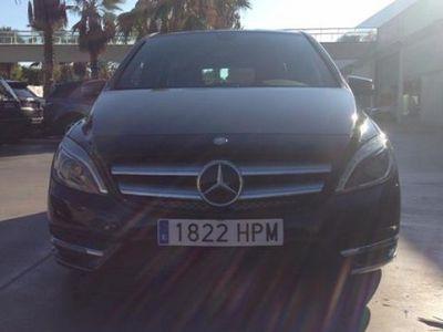 usado Mercedes B180 CDI BE 7G-DCT. CONCESIONARIO