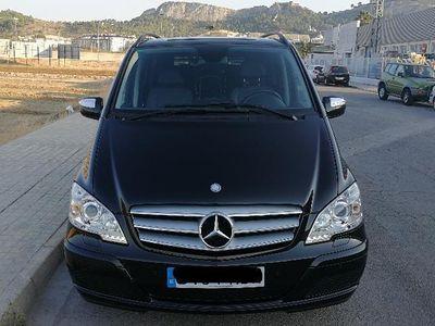 usado Mercedes Viano 2.2CDI Ambiente Extralargo Aut.