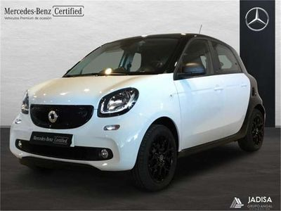 usado Smart ForFour 66 Passion