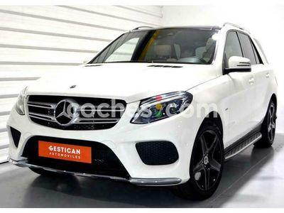 usado Mercedes GLE500 Clase GleE 4matic 449 cv en Palmas, Las