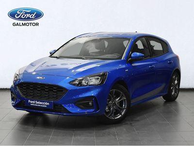 usado Ford Focus 1.0 Ecoboost MHEV ST-Line 92 kW (125 CV)