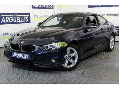 usado BMW 420 D Aut Cuero Navi Astos Calef '14