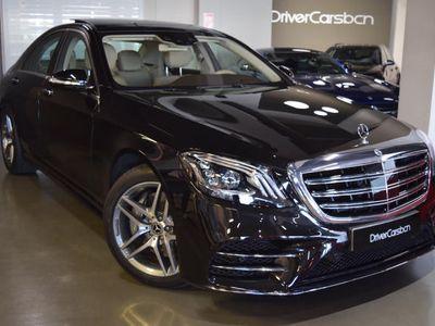 usado Mercedes S350 400d AMG 4M 340CV PVP 148.900€
