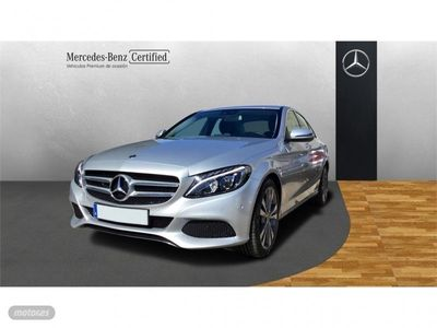 brugt Mercedes 220 Clase C C9G-Tronic