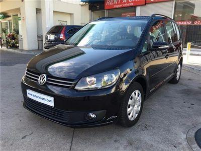 usado VW Touran 1.6TDI 105 CV COCHE REVISADO