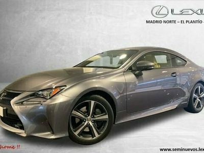 usado Lexus RC300h Executive + TS 164 kW (223 CV)