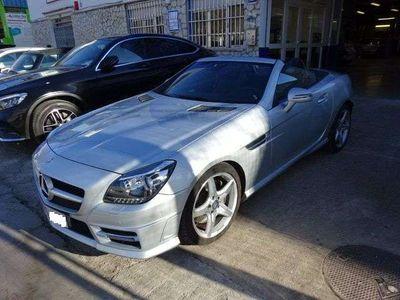 usado Mercedes SLK250 SLK Clased Aut.