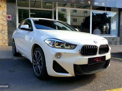 usado BMW X2 sDrive18d