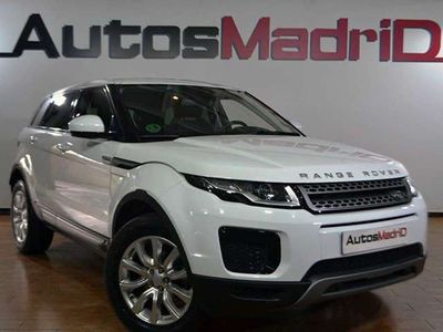 usado Land Rover Range Rover evoque 2.0L eD4 Diesel 110kW (150CV) 4x2 Pure