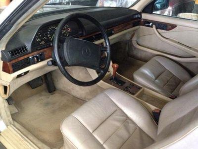 usado Mercedes 560 SEC