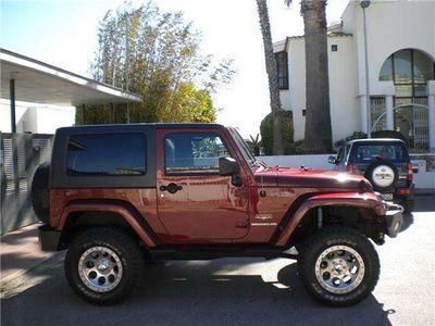 usado Jeep Wrangler 3.8 V6 Rubicon AT
