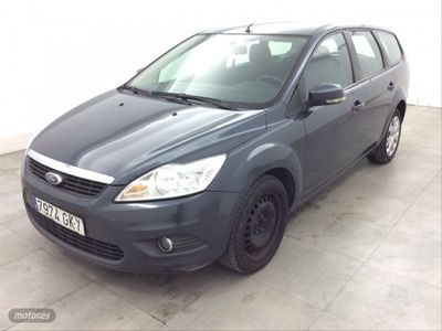 usado Ford Focus 1.6 TDCi 109 Trend Sportbreak