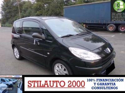 usado Peugeot 1007 DOLCE 110CV