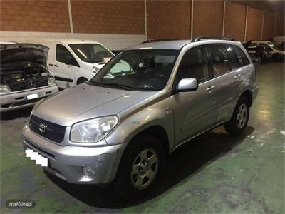 gebraucht Toyota RAV4 1.8 VVTi Luna 4X2
