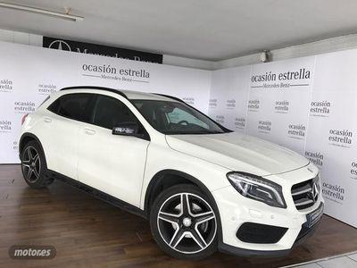 usado Mercedes GLA220 d AMG Line 7G-DCT
