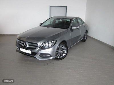 usado Mercedes C200 ClaseCGI AVANTGARDE