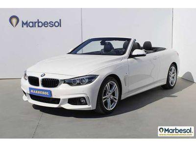 usado BMW 420 dA Cabrio (4.75)