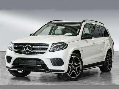 usado Mercedes GLS350 d 4M / AMG-Sport / TECHOPANO/ Comand / ILS
