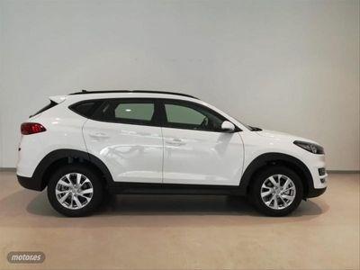 usado Hyundai Tucson 1.6 CRDI 85kW 116CV 48V SLE 4X2