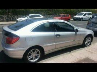 usado Mercedes 200 Clase C C Coupe-17
