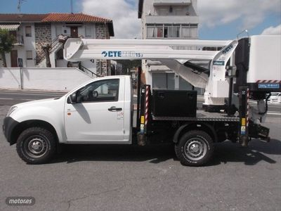 usado Isuzu D-Max Single Satellite 4X4 1.9 AC