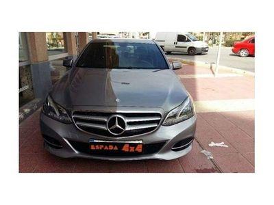 usado Mercedes E350 ClaseAvantgarde 7G Plus