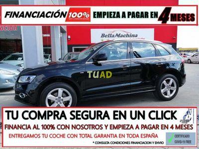 usado Audi Q5 2.0 TDI S-TRONIC QUATTRO S-LINE 190 CV **, Segunda Mano, Madrid